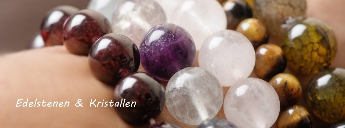 Edelstenen / Kristallen