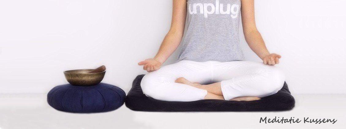 Meditatie kussen