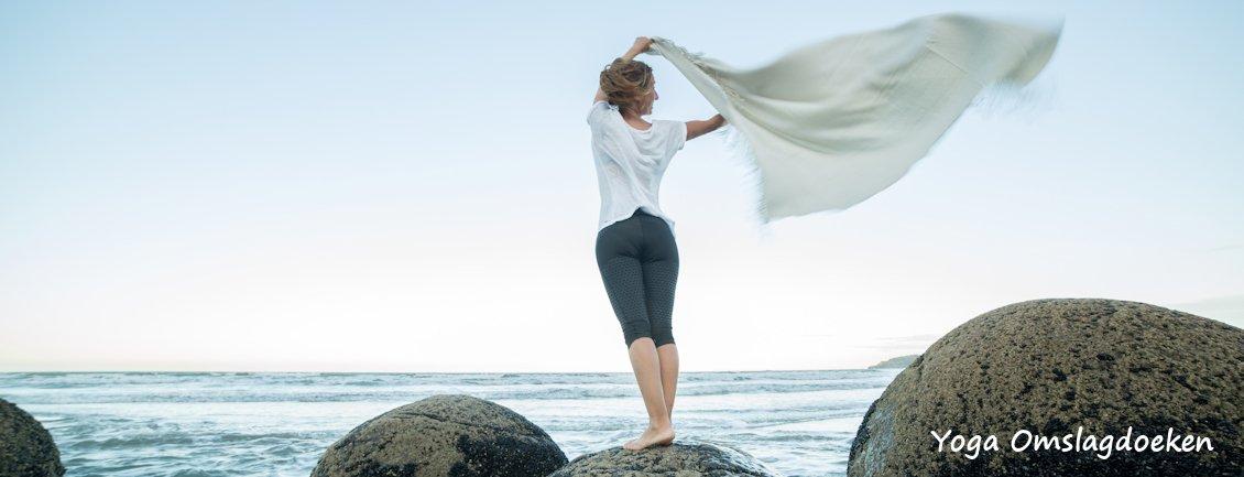 Yoga Omslagdoek