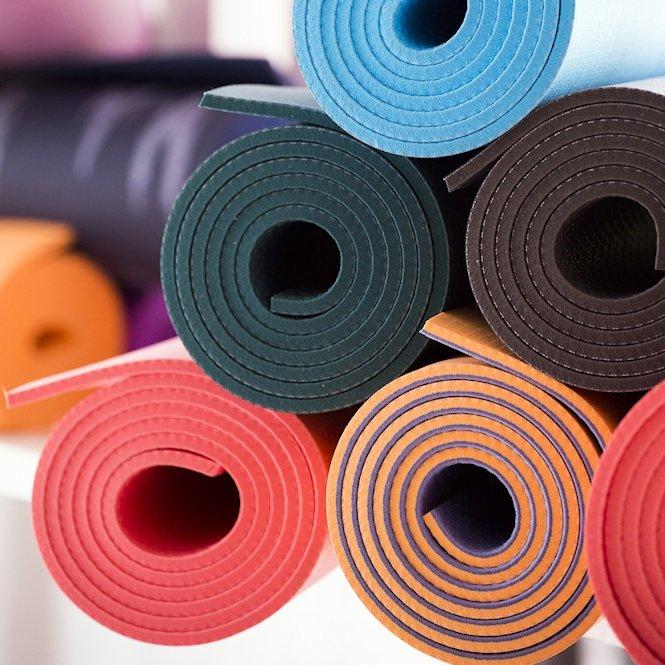 Yogamat gehele collectie