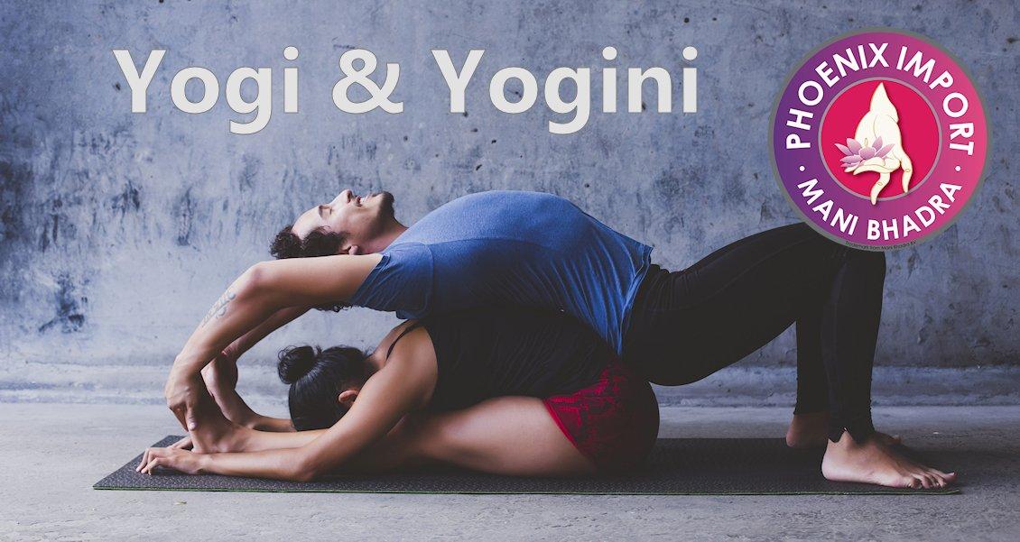 Yogi & Yogini producten